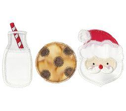 Christmas Trio Applique