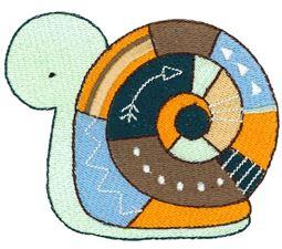 Tribal Snail