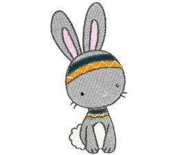 Tribal Bunny