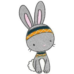 Tribal Bunny