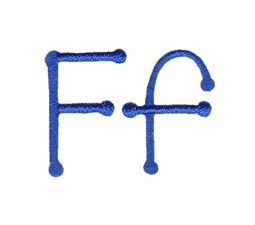 True Colors Font F