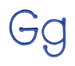 True Colors Font G