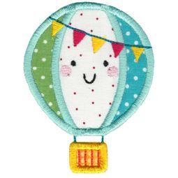 Applique Hot Air Balloon