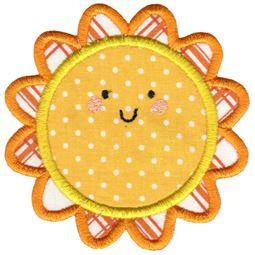 Applique Sun