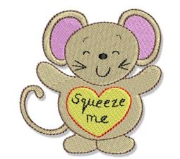 Squeeze Me Mouse