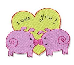 Love You Pigs