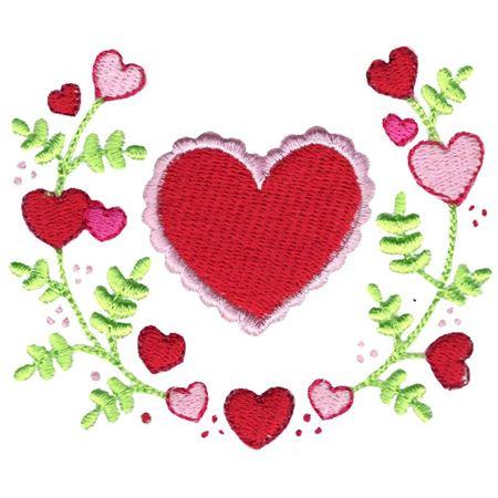 Heart Laurel