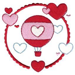 Hot Air Balloon Laurel