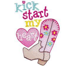 Kick Start My Heart Sketch