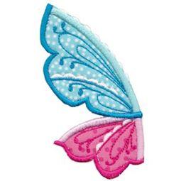 Wings Applique 11