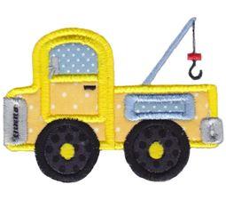 Tow Truck Applique