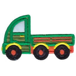 Flatbed Truck Applique