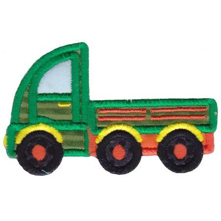 Flatbed Truck Applique