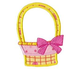 A Cute Easter Applique 10