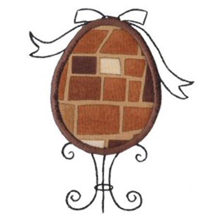 A Cute Easter Applique 14