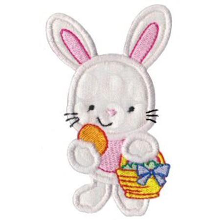 A Cute Easter Applique 5