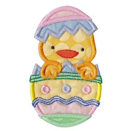 A Cute Easter Applique 6