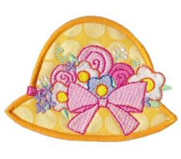 A Cute Easter Applique 9