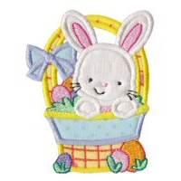A Cute Easter Applique