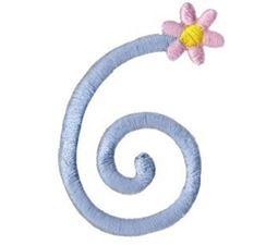 A Daisy Day Alphabet 6