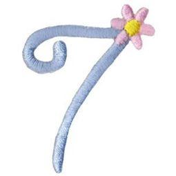 A Daisy Day Alphabet 7