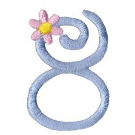 A Daisy Day Alphabet 8