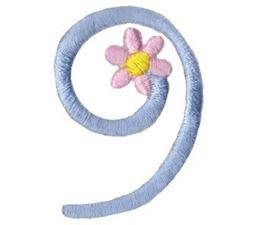 A Daisy Day Alphabet 9