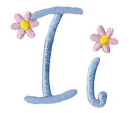 A Daisy Day Alphabet I