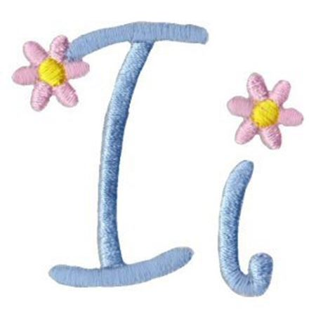 A Daisy Day Alphabet I