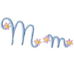 A Daisy Day Alphabet M
