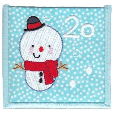 Snowman Pocket