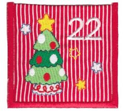 Christmas Tree Pocket