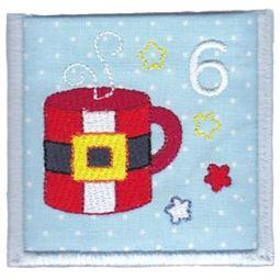 Santa Mug Pocket