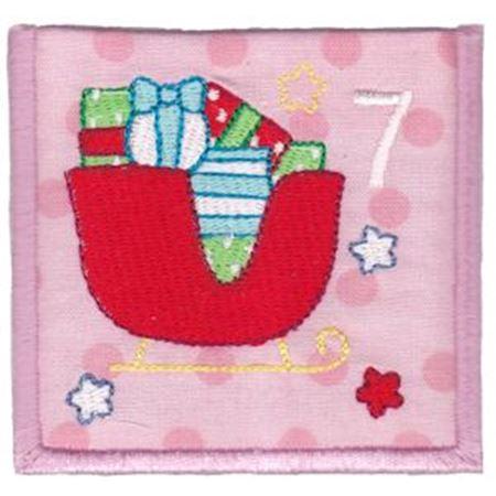 Santa Sleigh Pocket