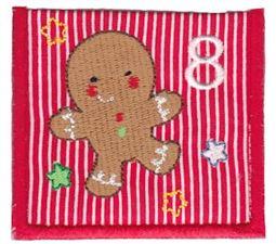 Gingerbread Man Pocket