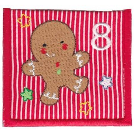 Gingerbread Man Pocket