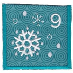 Snowflakes Pocket