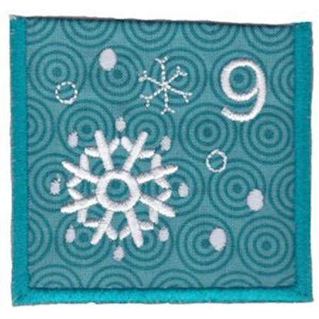 Snowflakes Pocket