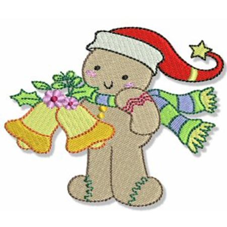 A Ginger Christmas 3