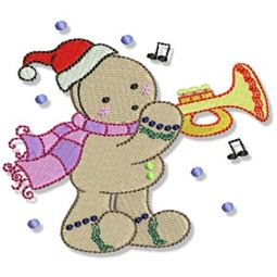 A Ginger Christmas 5
