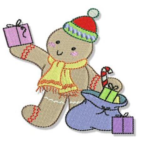 A Ginger Christmas 9