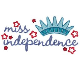 Miss Independence