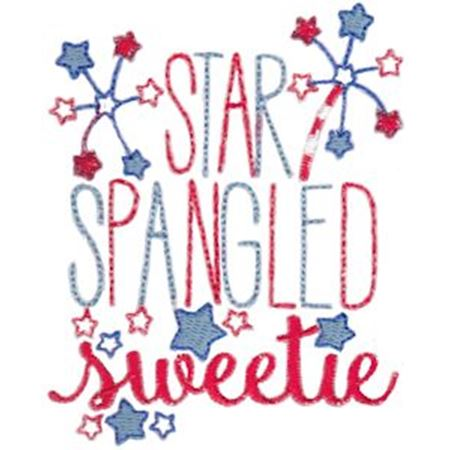 Star Spangled Sweetie