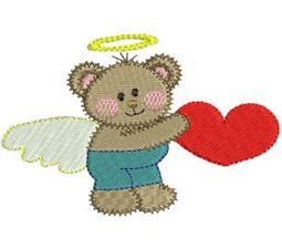 Angelic Bears 5