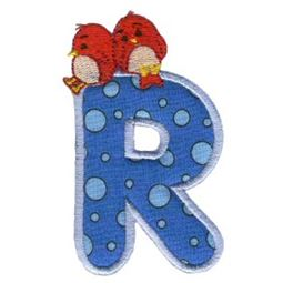 Animal Alphabet Applique r