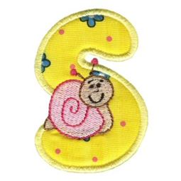 Animal Alphabet Applique s