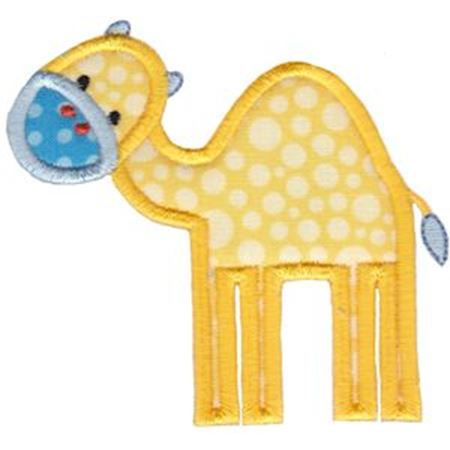 Animal Applique 2