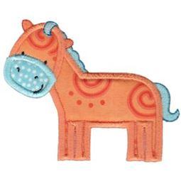 Applique Horse