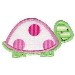 Applique Turtle