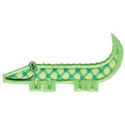 Applique Alligator